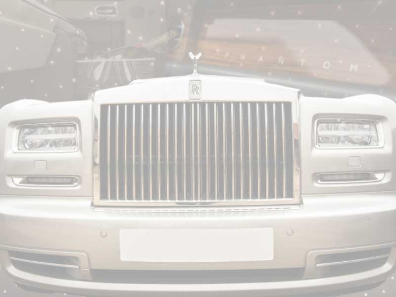 Rolls Royce Phantom Hire Packages