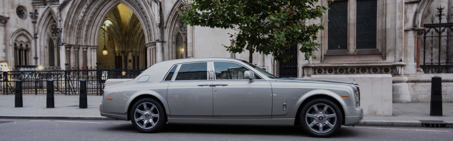 Chauffeur Driven Rolls Royce Phantom FAQs