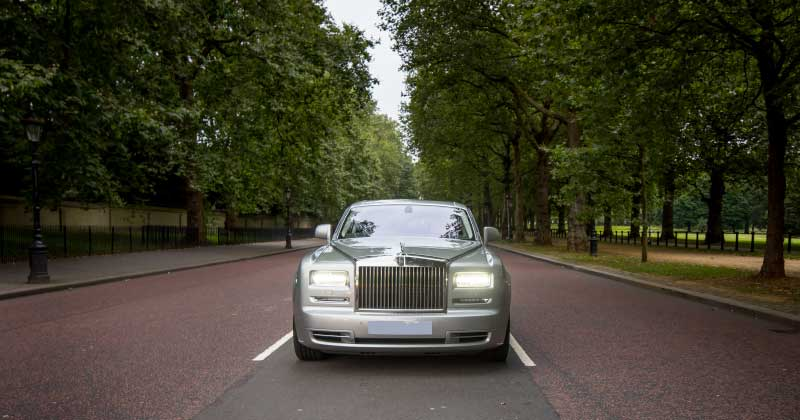 Rolls Royce Phantom Wedding Car Gallery