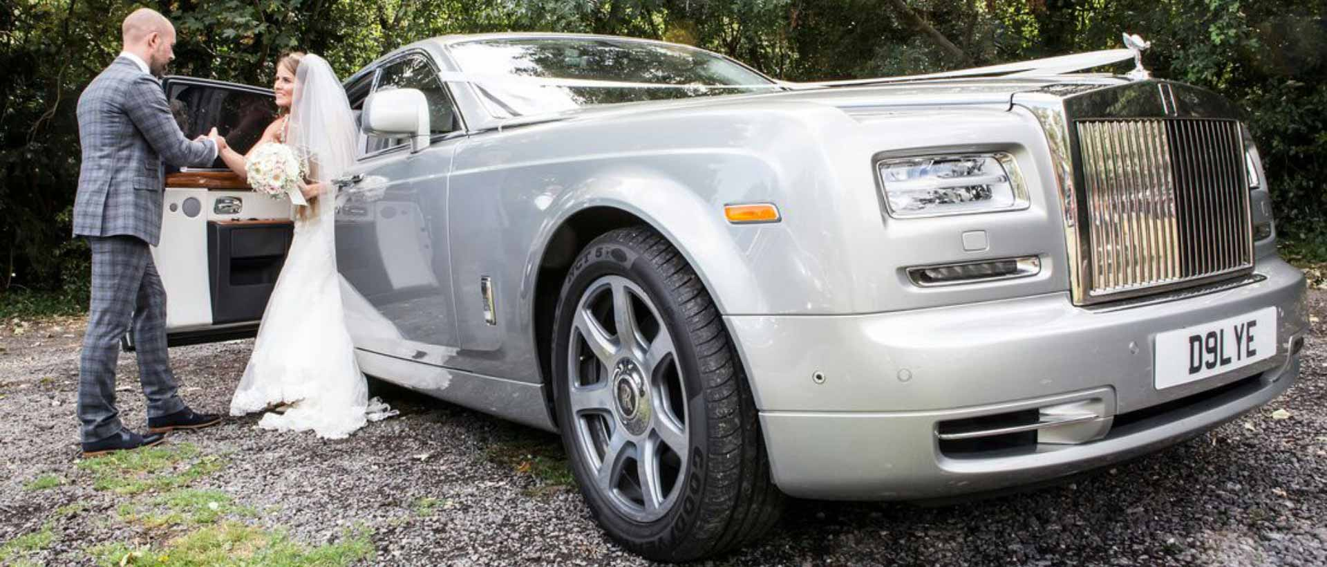 Rolls Royce Wedding Car Hire Essex